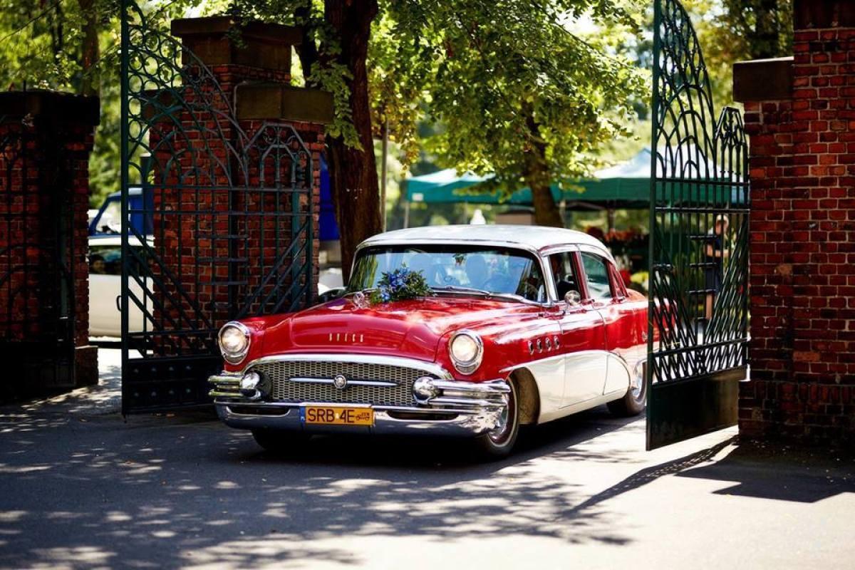 Zabytkowy samochód do ślubu Buick Super, Rybnik - zdjęcie 1