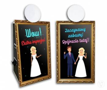 Fotobudka Lustro Selfie Mirror , Fotobudka, videobudka na wesele Zielona Góra