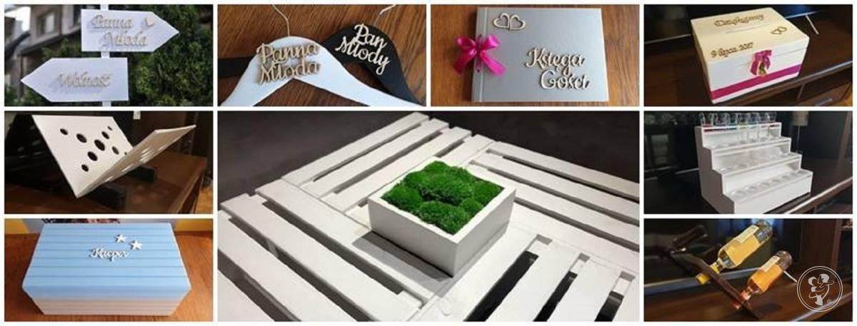 PoWood do Szczęścia - najpiękniejsze dekoracje ślubne, Rybnik - zdjęcie 1