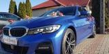 BMW serii 3 auto do ślubu lub inne uroczystości, Strawczyn - zdjęcie 3