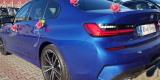 BMW serii 3 auto do ślubu lub inne uroczystości, Strawczyn - zdjęcie 4