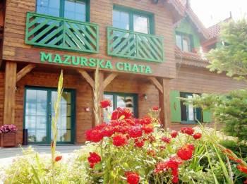 Mazurska Chata - komfortowy hotel(ik) w stylu mazurskim, Sale weselne Szczytno