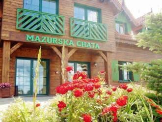 Mazurska Chata - komfortowy hotel(ik) w stylu mazurskim,  Mikołajki