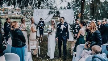 Wideofilmowanie Ślubu  + Teledysk nad Morzem + Dron + Podziękowania, Kamerzysta na wesele Kołobrzeg