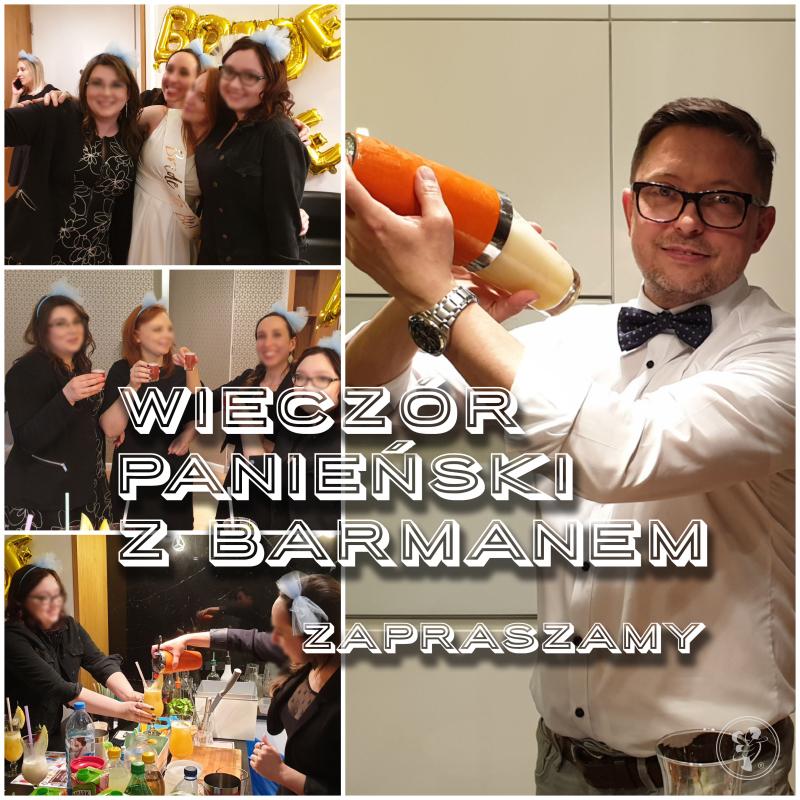 PROFESJONALNY BARMAN NA WIECZÓR PANIEŃSKI 490ZŁ, Warszawa - zdjęcie 1