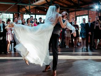 Wyjątkowy Pierwszy Taniec - Swing,  Katowice