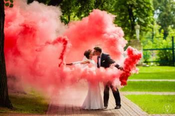 TeoriaEventu | Ciężki Dym | Taniec w Chmurach | Fotobudka | VR, Ciężki dym Łaszczów