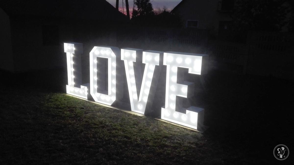 Napis LOVE 160 cm, Bielsk Podlaski - zdjęcie 1