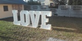 Napis LOVE 160 cm, Bielsk Podlaski - zdjęcie 4