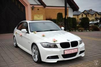 Samochód auto do ślubu BMW, Samochód, auto do ślubu, limuzyna Sianów