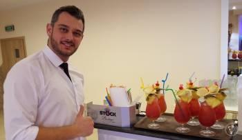 Barman na wesele - Cocktail Space - Pokazy Barmańskie, Barman na wesele Warszawa
