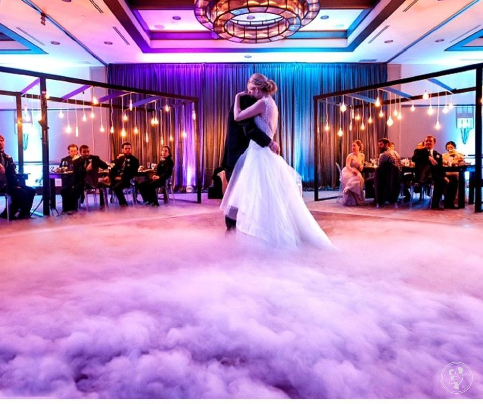 Taniec w chmurach, ciężki dym + Fotobudka - 900zł, Lublin - zdjęcie 1