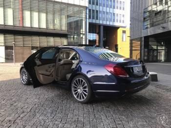 Auto do ślubu Mercedes S Long, Samochód, auto do ślubu, limuzyna Nowy Staw