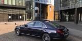 Auto do ślubu Mercedes S Long, Gdynia - zdjęcie 2
