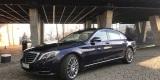 Auto do ślubu Mercedes S Long, Gdynia - zdjęcie 3