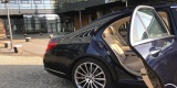 Auto do ślubu Mercedes S Long, Gdynia - zdjęcie 4
