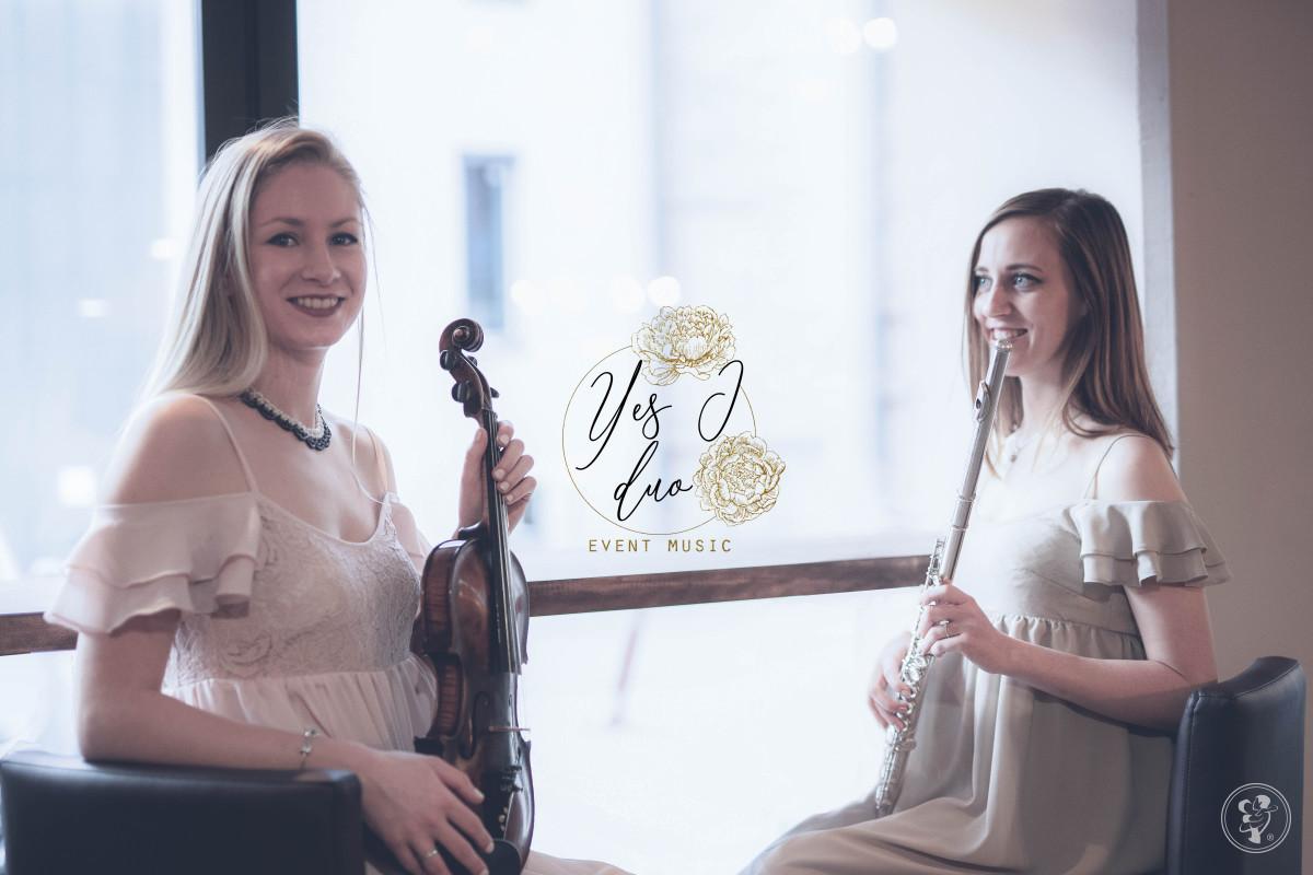 Yes I duo- duet, trio na ślub, oprawa muzyczna ślubu, skrzypce, flet, Kraków - zdjęcie 1