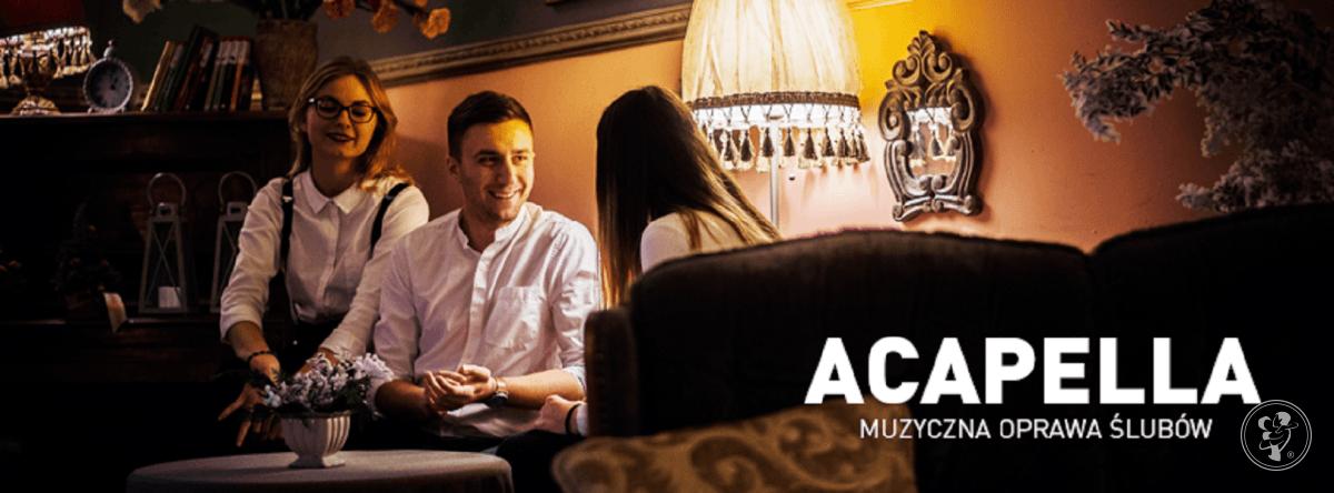 Zespół Acapella - muzyczna oprawa ślubów, Ostrołęka - zdjęcie 1