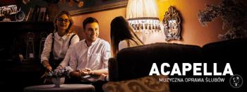 Zespół Acapella - muzyczna oprawa ślubów, Oprawa muzyczna ślubu Przasnysz