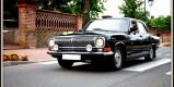 Czarna wołga 24 auto samochód zabytkowy ślub wesele imprezy sesje, Poznań - zdjęcie 2