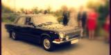 Czarna wołga 24 auto samochód zabytkowy ślub wesele imprezy sesje, Poznań - zdjęcie 4