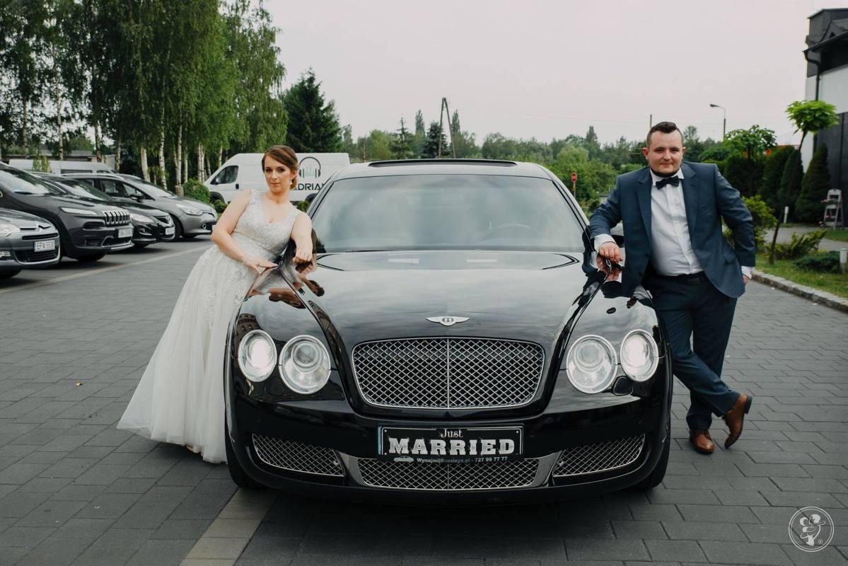 Wynajem Bentley Continental do ślubu! Samochód do ślubu! Auto, Katowice - zdjęcie 1