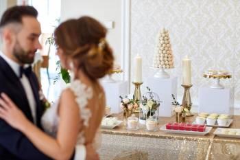 One Sweet Day- słodki stół, candy bar, podziękowania dla gości, Słodki kącik na weselu Krasnystaw