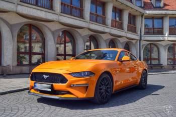 Mustang 5.0 GT 2018r Do ślubu oraz na inne okazje, Samochód, auto do ślubu, limuzyna Zakroczym