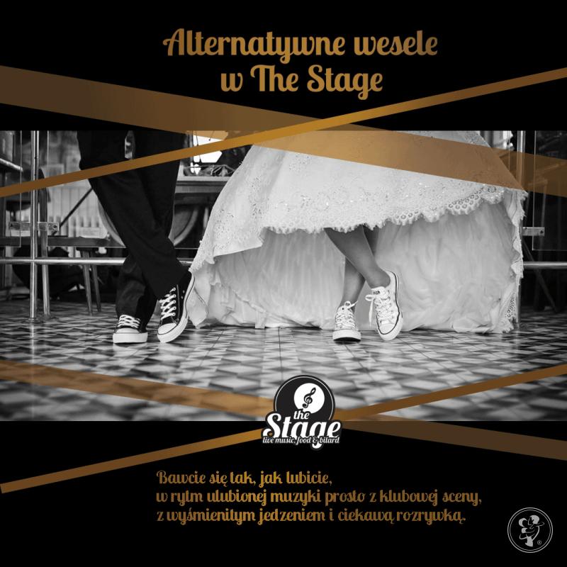 Alternatywne wesele w The Stage, Kraków - zdjęcie 1