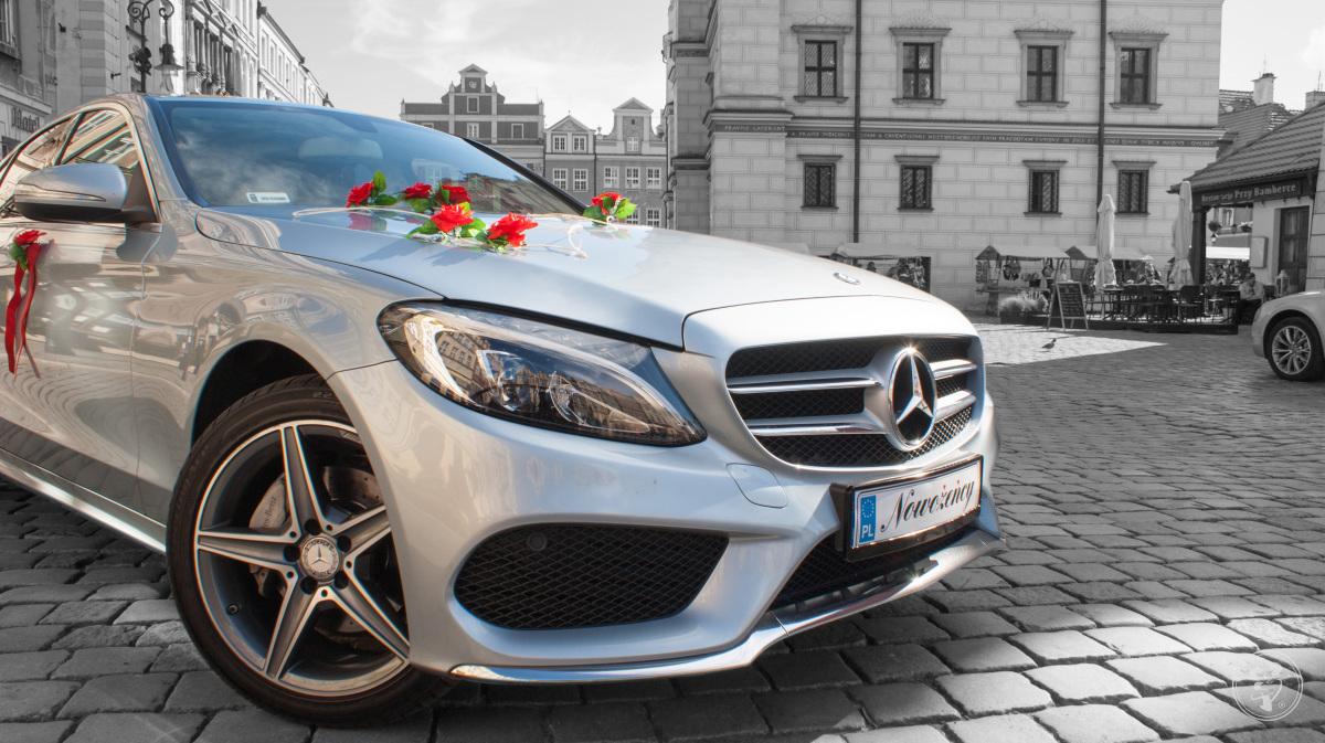 Wynajem Auto do Ślubu Mercedes-Benz limuzyna AMG TANIO! 499zł zobacz!, Poznań - zdjęcie 1