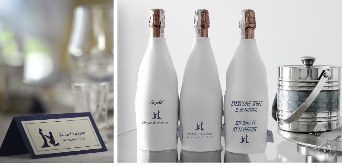 Personalizowane neoprenowe pokrowce na butelki, Chojnice - zdjęcie 1