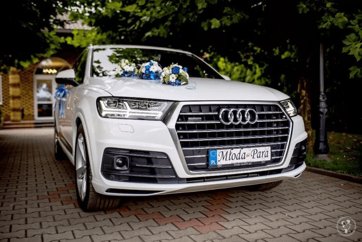 Audi Q7 S-line NOWE do ślubu, Mikołów - zdjęcie 1