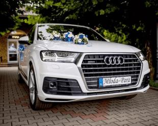 Audi Q7 S-line NOWE do ślubu,  Mikołów