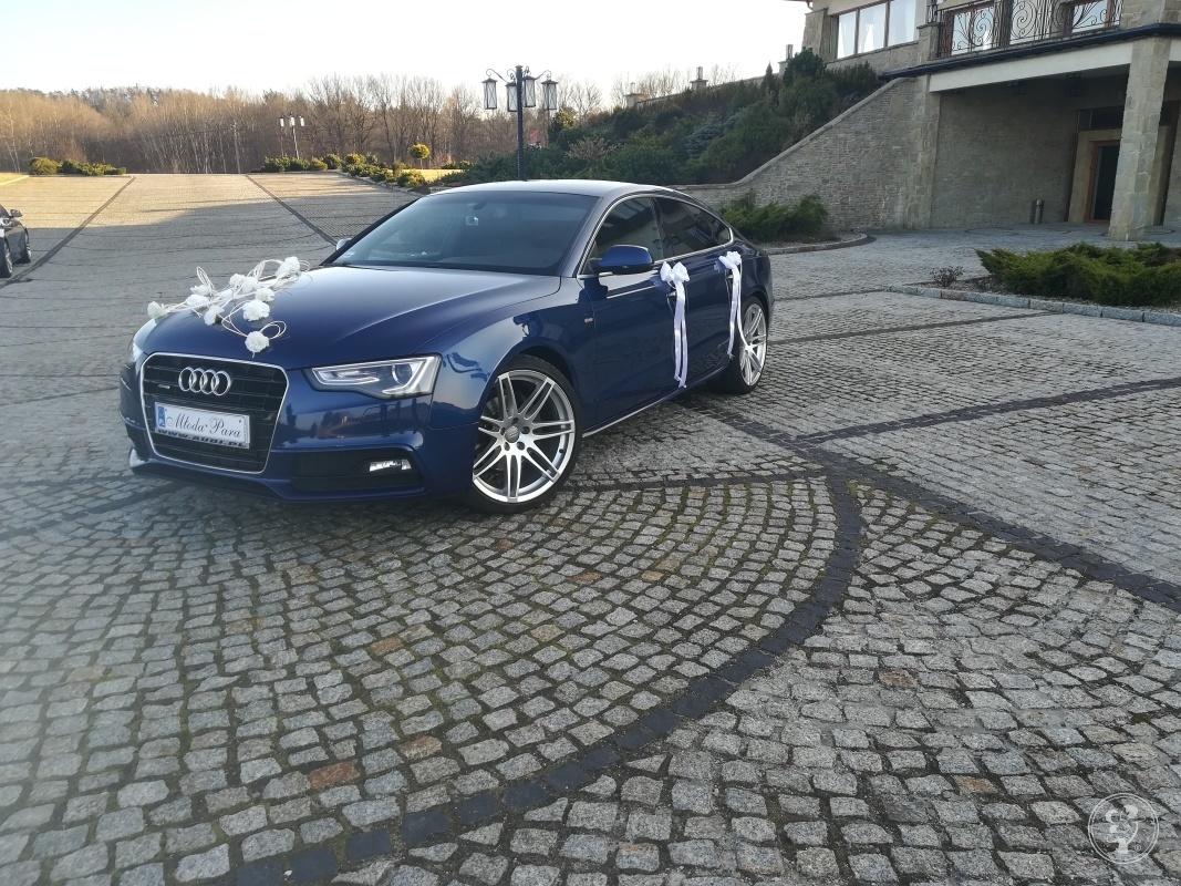 Auto do Ślubu , Audi A5 Sportback S-Line, Kraków - zdjęcie 1