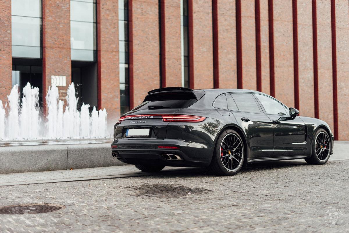 Luksusowe Porsche Panamera TURBO Sport Turismo 2018!, Katowice - zdjęcie 1