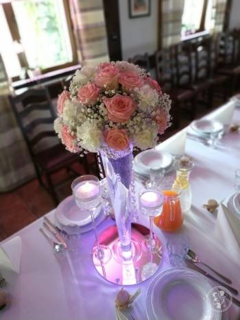 ***JUTO - dekoracje i atrakcje Dekoracje sali, Dekoracje ślubne Legnica