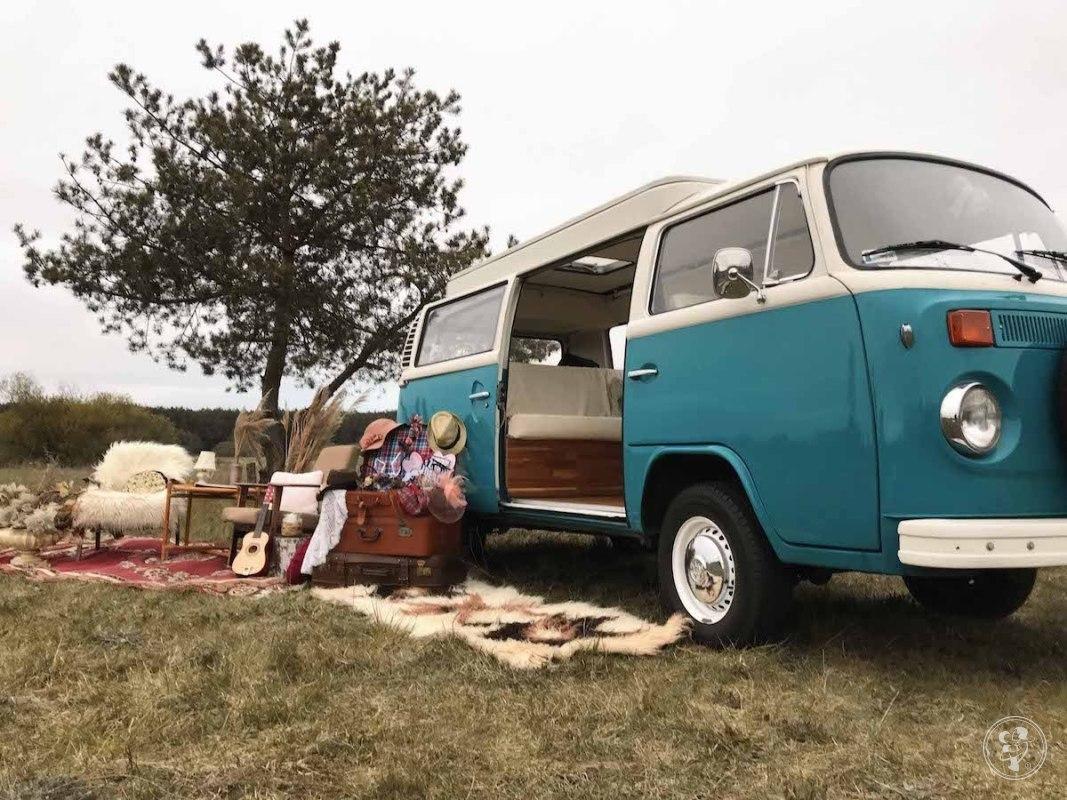 PatrzTu fotobudka, fotolustro, fotobus, ogórek, Volkswagen t2, vw, Kielce - zdjęcie 1