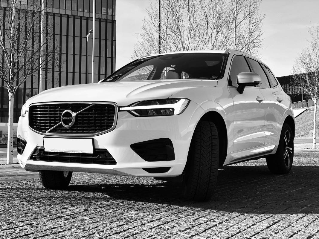 Nowe Volvo XC60 R-DESIGN 😎 - WHITE!, Katowice - zdjęcie 1