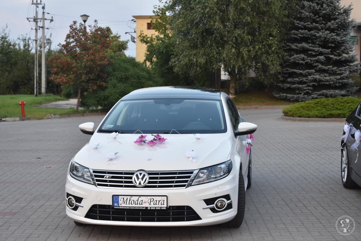 VW CC r-line biała perła, Ciechanów - zdjęcie 1