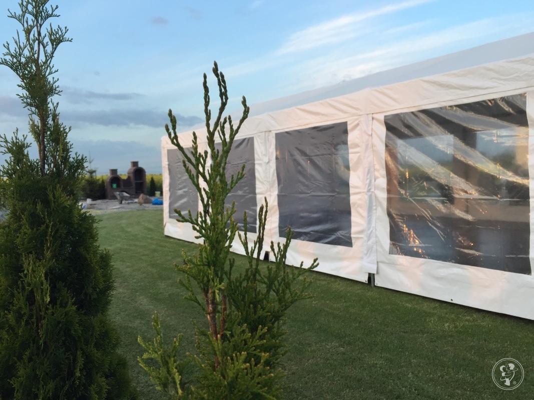Wypożyczalnia namiotów wynajem namiotów namioty krzesła, pokrowce, Starogard Gdański - zdjęcie 1