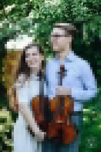 Alto-Violin DUO skrzypce i altówka Marysia i Marcin, Oprawa muzyczna ślubu Sulejów