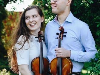 Alto-Violin DUO skrzypce i altówka Marysia i Marcin,  Warszawa