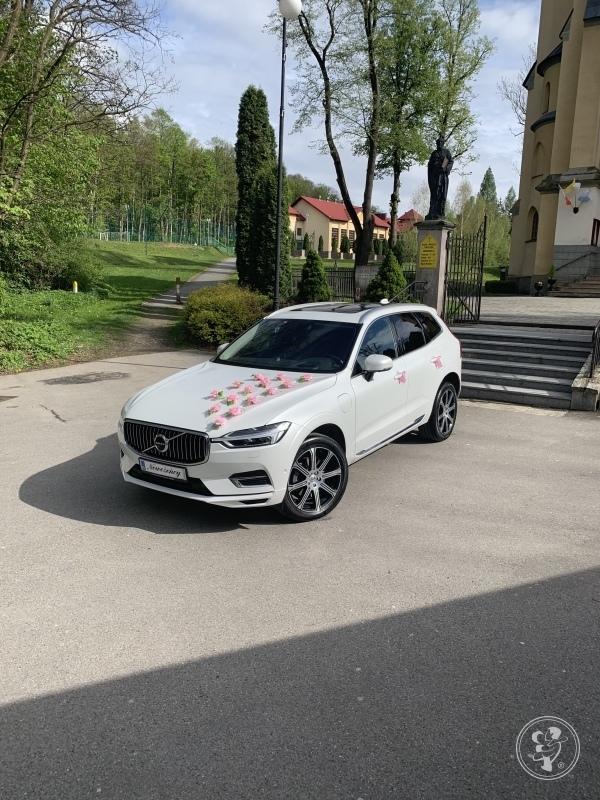 Elektryczne Volvo XC60 do ślubu, Krakow - zdjęcie 1