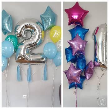 Hel do balonów - balony z helem, Balony, bańki mydlane Wyszogród