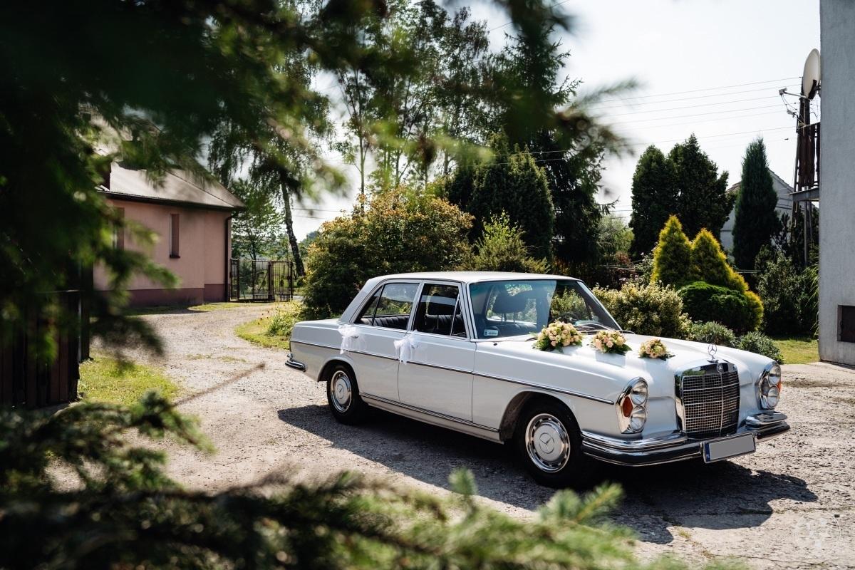 Zabytkowy Mercedes lub Audi Q5., Kraków - zdjęcie 1