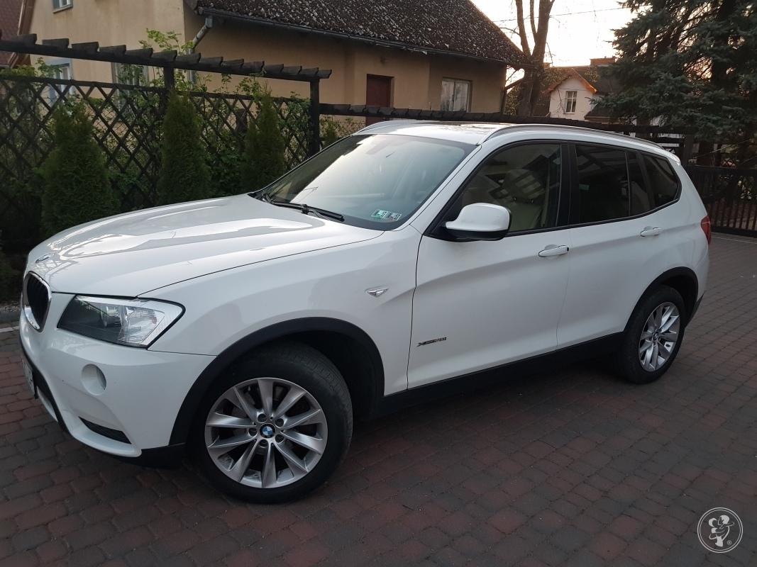 BMW x3 Biały/Hyuandai Tucson, Olsztyn - zdjęcie 1