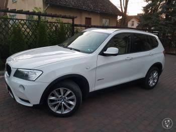 BMW x3 Biały/Hyuandai Tucson, Samochód, auto do ślubu, limuzyna Braniewo