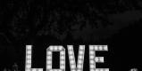 Napis led 3D LOVE 120 cm, Lipsko - zdjęcie 3