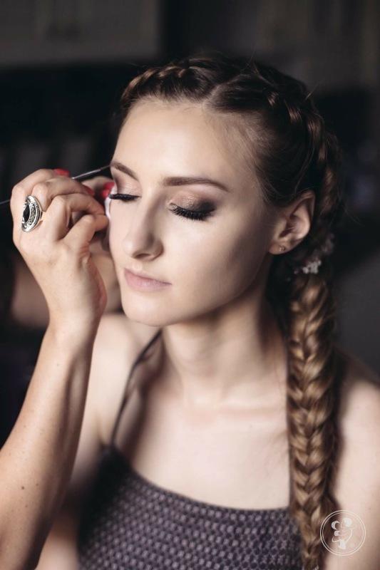 Profesjonalny makijaż ślubny, Jola Surmańska, Bytom - zdjęcie 1