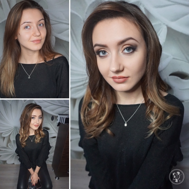 Profesjonalny Makijaż i fryzura dla Ciebie -Magic of Make-up, Warszawa - zdjęcie 1